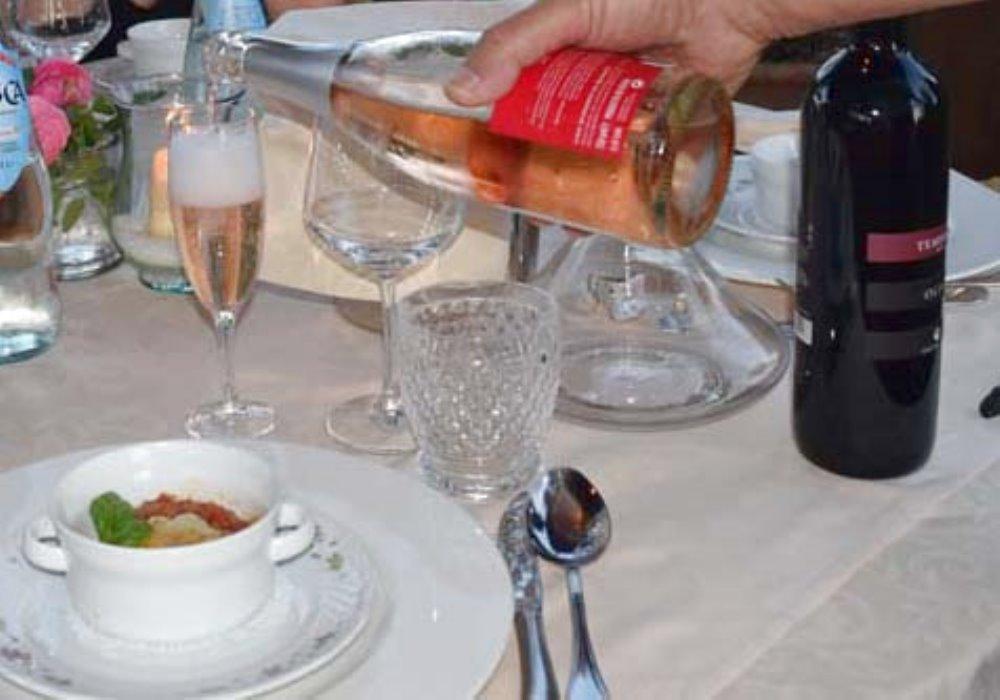 NUOVO ZELÌA BRUT ROSE' LE BUCHE Scoprite anche voi il nuovo vino Cantina Le Buche