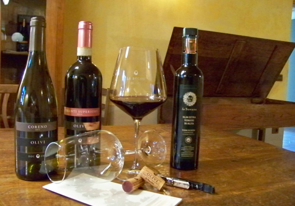 OFFERTE IN CANTINA Scopri i vini Cantina Le Buche